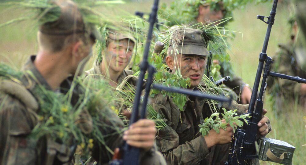 القوات الخاصة الروسية