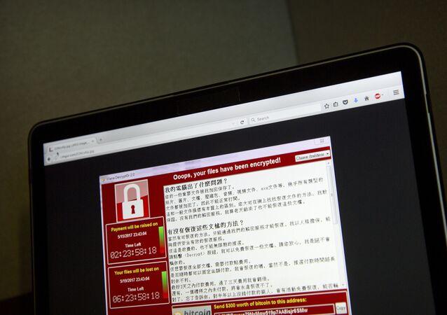 هجمات فيروس الفدية الإلكترونية