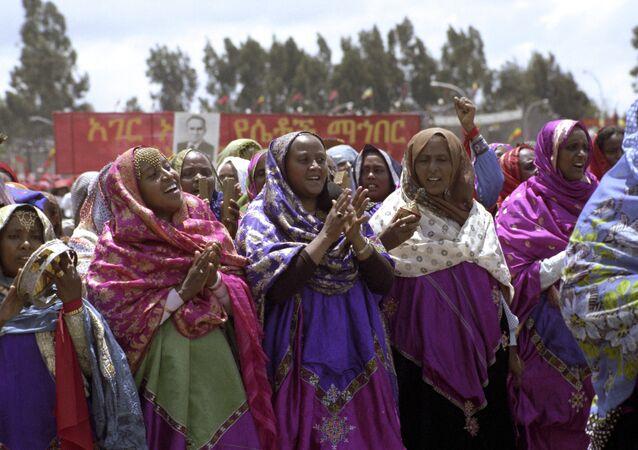 نساء في أثيوبيا