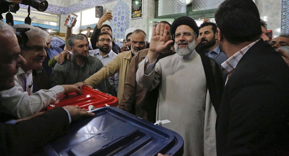 إيران - الانتخابات الرئاسية والبلدية في طهران، 19 مايو/ آيار 2017