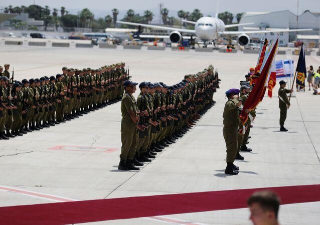 استعدادات في مطار بن غوريون لاستقبال ترامب