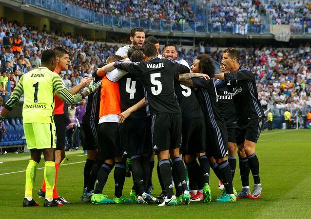 ريال مدريد يفوز بالدوري