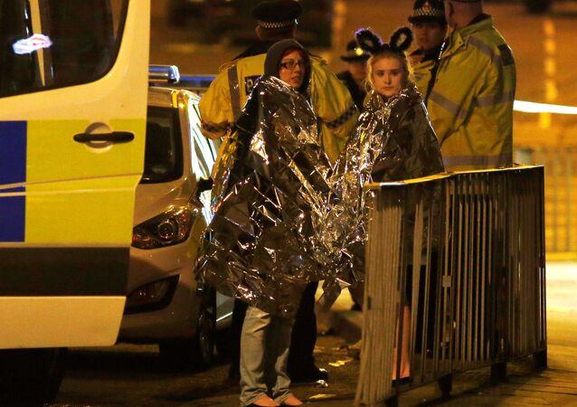 ناجيات من حادث مانشستر الإرهابي