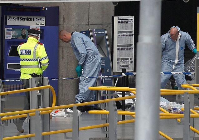 تحقيقات حول هجوم مانشستر