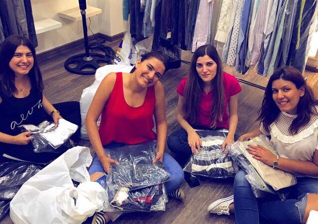 مبادرة ثياب العيد مجانا