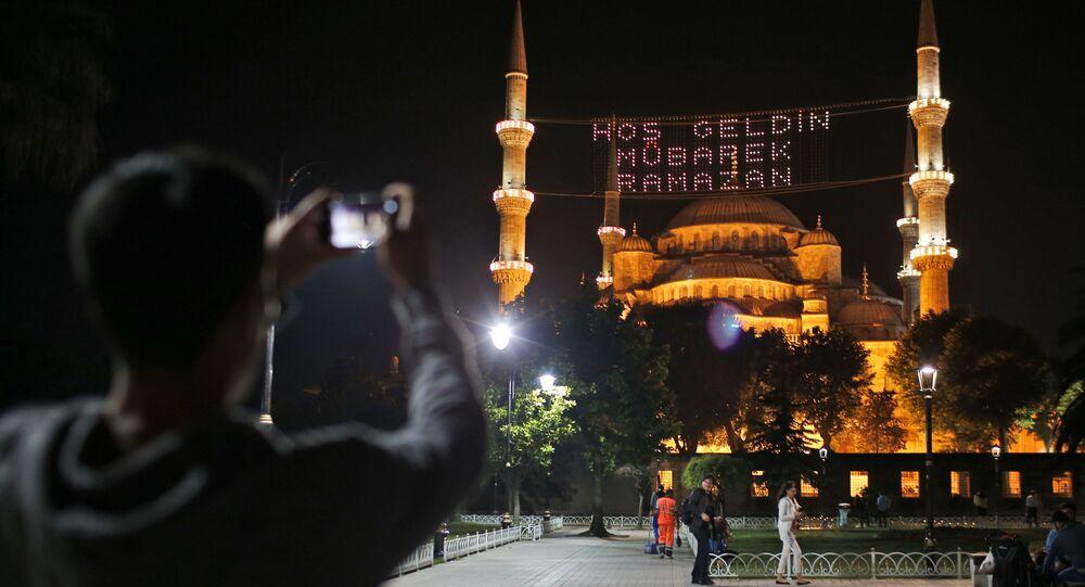رمضان في اسطنبول، تركيا