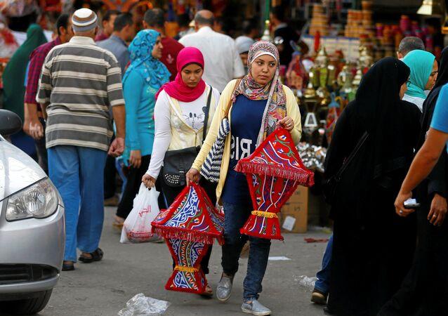 شهر رمضان في مصر