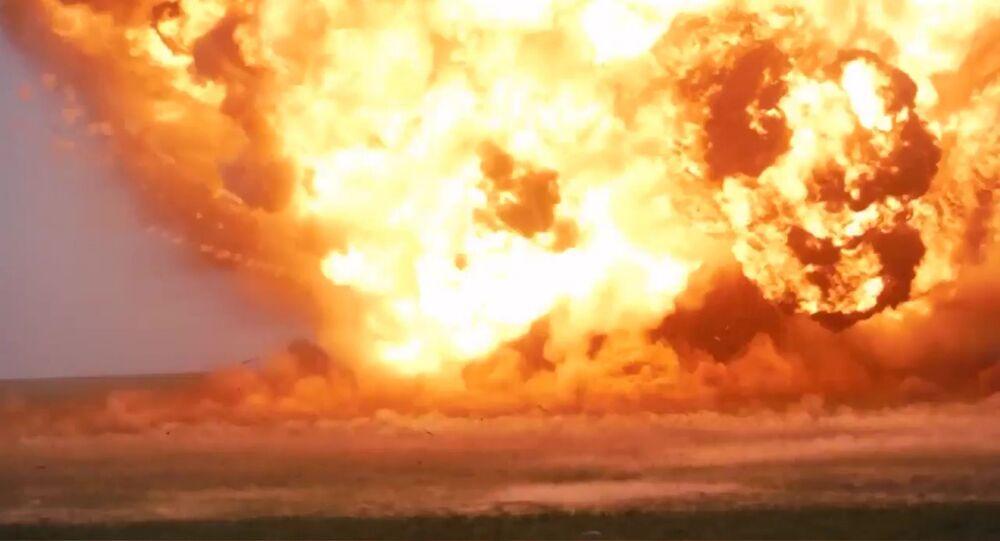 موقع إطلاق صاروخ إسكندر-إم
