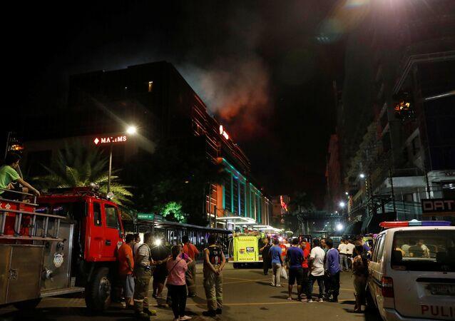 تفجير مانيلا