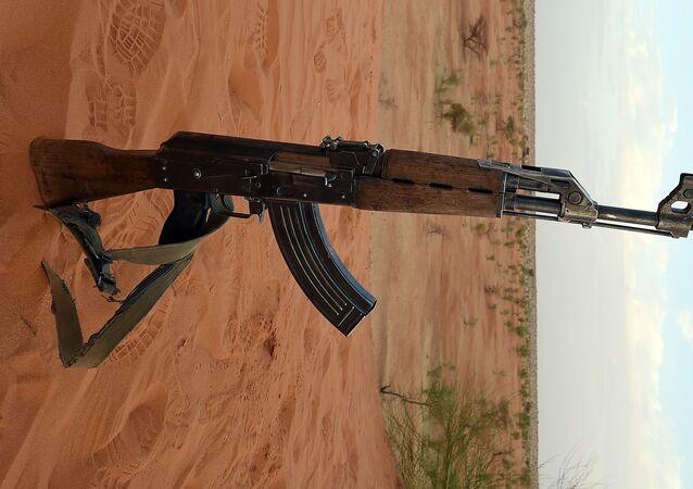 بندقية كلاشنكوف AK-47