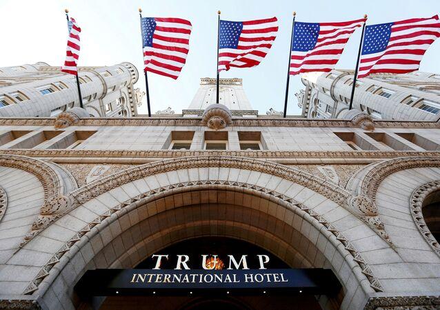 فندق ترامب في واشنطن