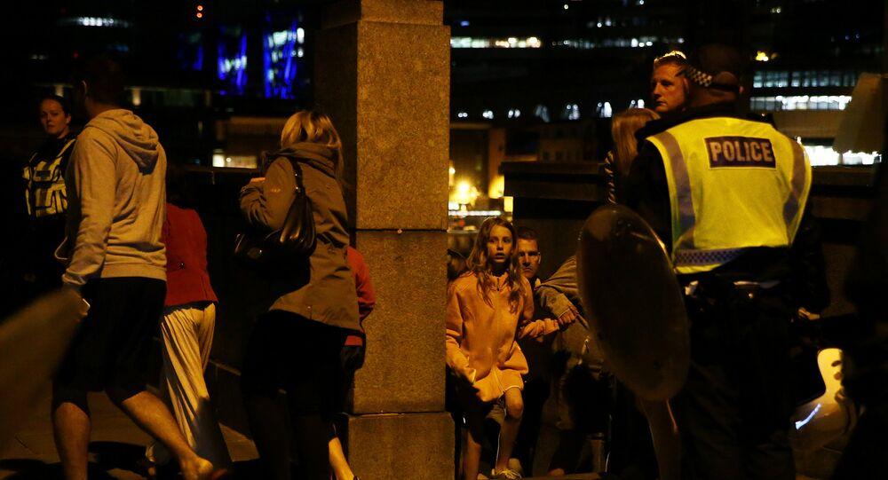 الشرطة البريطانية بعد هجمات لندن