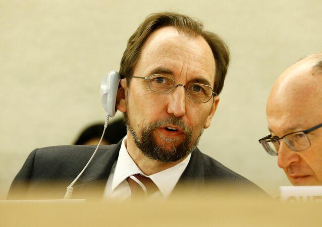 الأمير رعد بن زيد مفوض الأمم المتحدة السامي لحقوق الإنسان