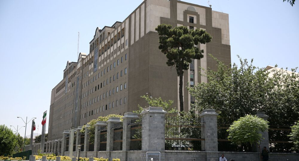 إطلاق نار داخل مبنى البرلمان الإيراني وسط العاصمة طهران، إيران 7 يونيو/ حزيران 2017