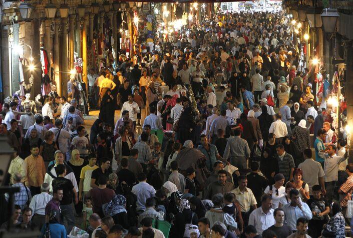 أجواء رمضان في دمشق Sputnik Arabic