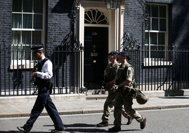 مكتب رئاسة الوزراء البريطانية