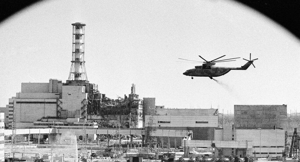 محطة تشرنوبل النووية
