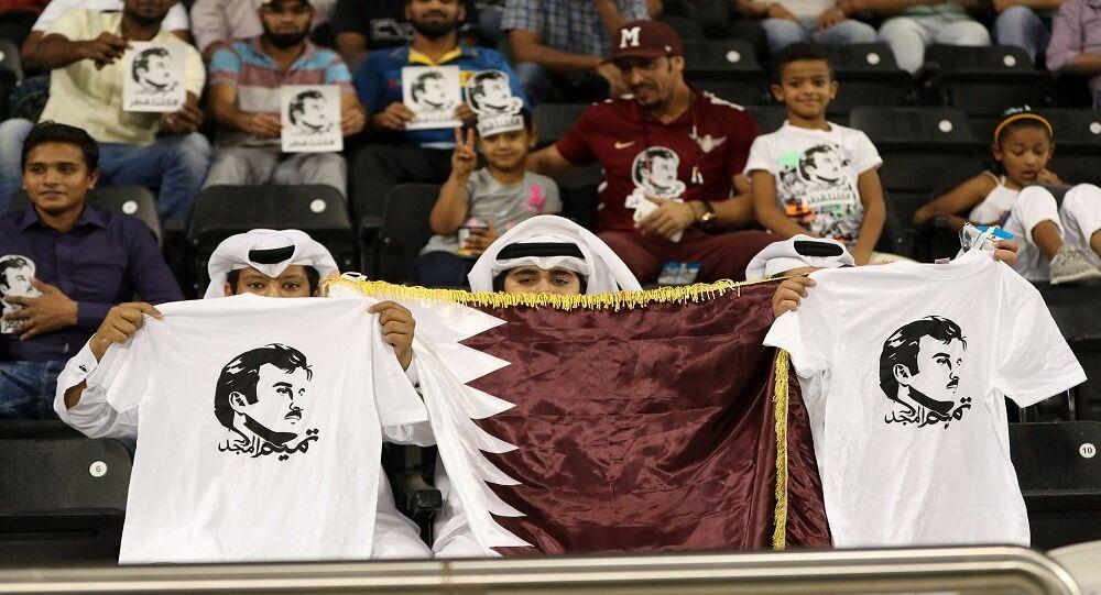 المنتخب القطري