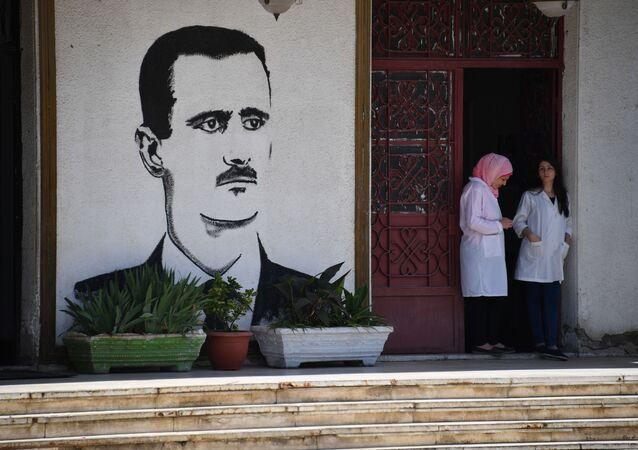 مصنع الألبان والأجبان في حمص، سوريا