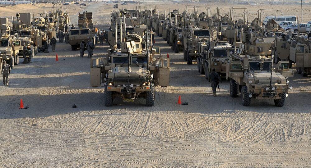 معسكر فيرجينيا في الكويت