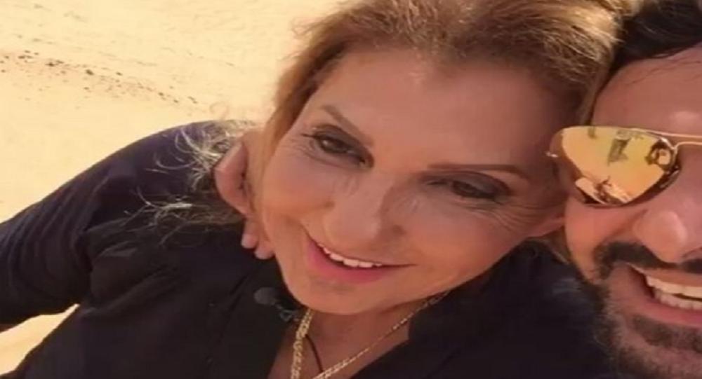 رامز جلال ونادية الجندي