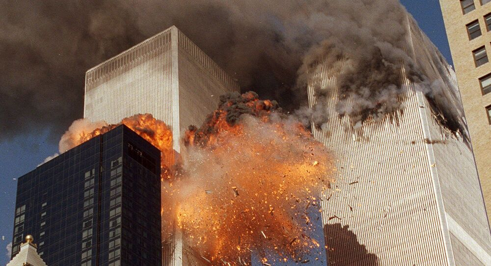 أحداث 11 من أيلول/سبتمبر 2001