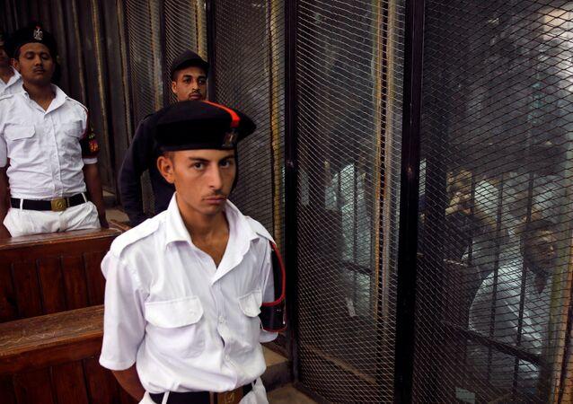 محاكمة إخوان في مصر