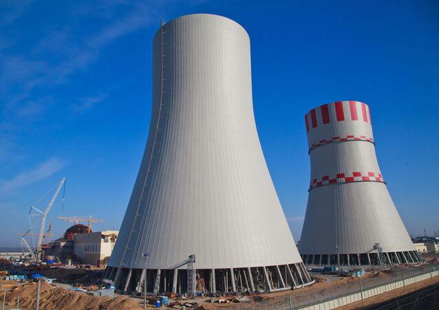 محطة الطاقة النووية