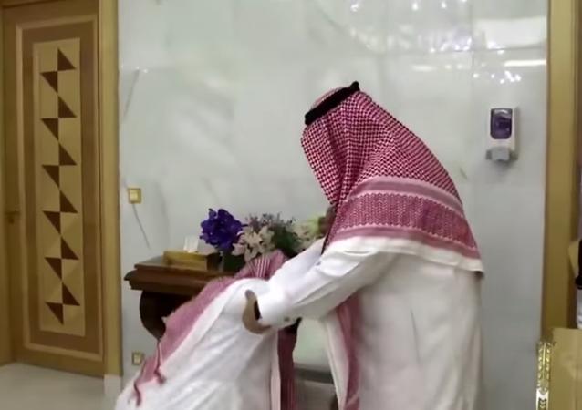 محمد بن سلمان وبن نايف