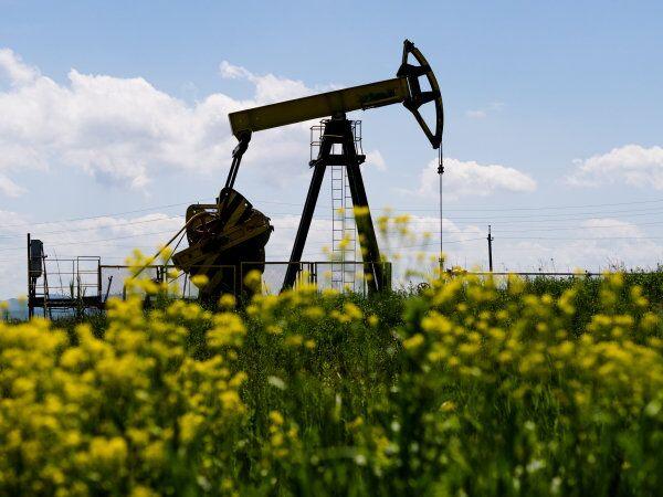 معدات ضخ النفط
