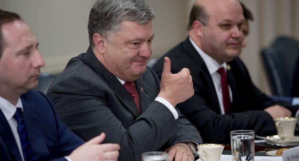الرئيس الأوكراني بوروشينكو
