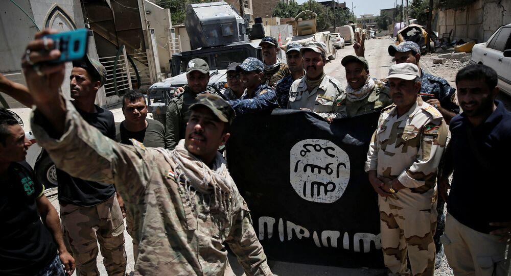 الجيش العراقي في الموصل