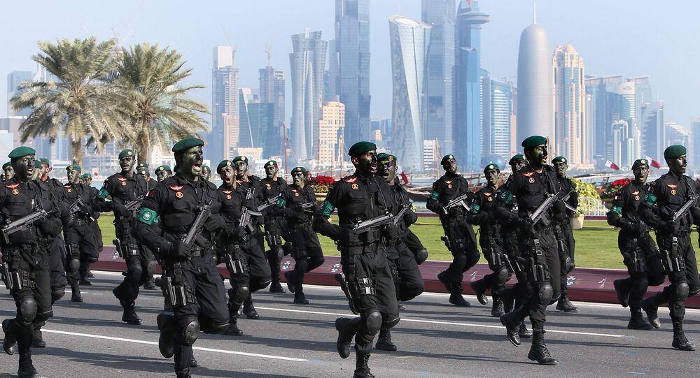 التصعيد ضد الدوحة... وكل ريال يخرج من قطر يكون تحت سمع وبصر أمريكا -  Sputnik Arabic