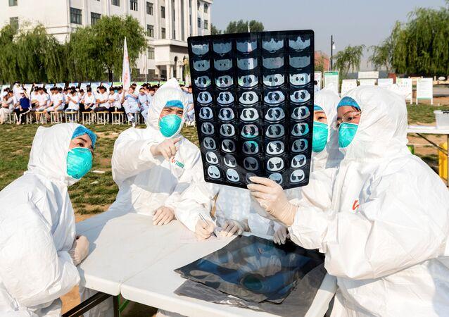إنفلونزا الطيور في الصين