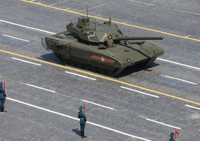 الدبابة الروسية التي غيرت عالم الأسلحة