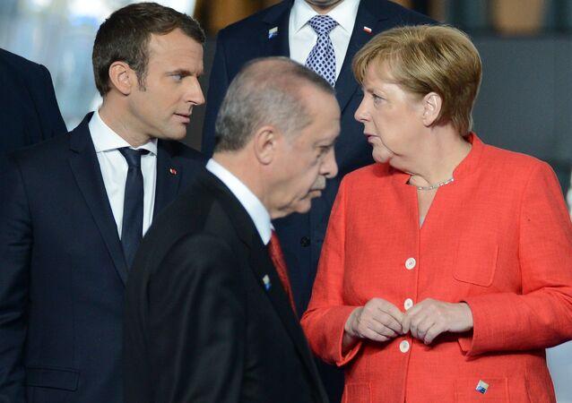 إردوغان والاتحاد الأوروبي