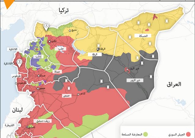 عملية تحرير سوريا من داعش