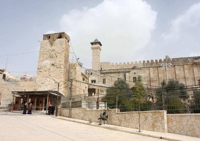 الحرم الإبراهيمي الشريف، الخليل، فلسطين