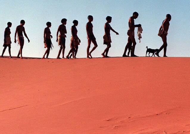قائمة اليونيسكو للمعالم الأثرية - رمال خوماني الصحراوية، جنوب أفريقيا