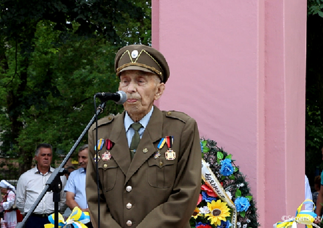 رئيس منظمة أوكرانية