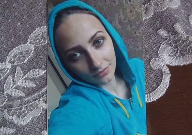 فتاة اعتنقت الإسلام وأرادت الانضمام إلى المجموعات الإرهابية السورية