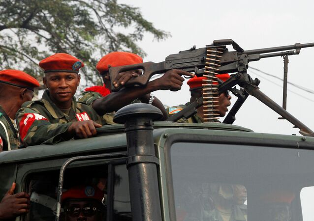 الشرطة العسكرية في كينشاسا