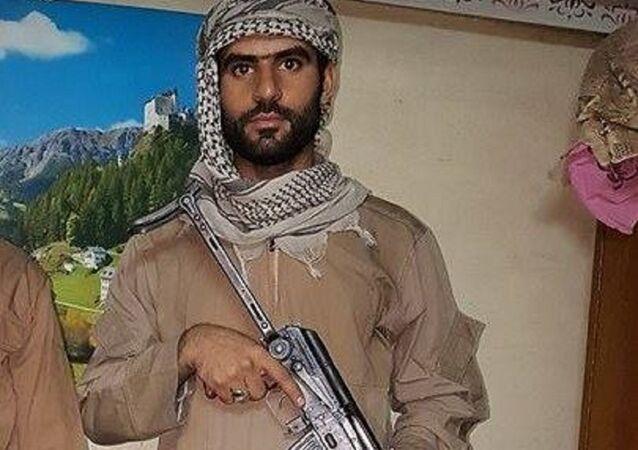 أسد الموصل المقاتل محمد قاسم