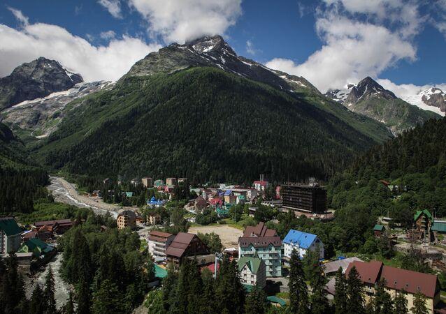شمال القوقاز، روسيا الاتحادية