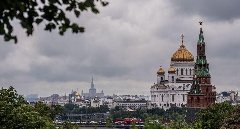 الكرملين - موسكو