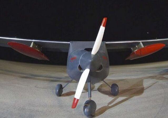 طائرة بدون طيار سعودية جديدة النورس