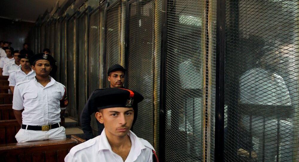 محاكمة مصرية