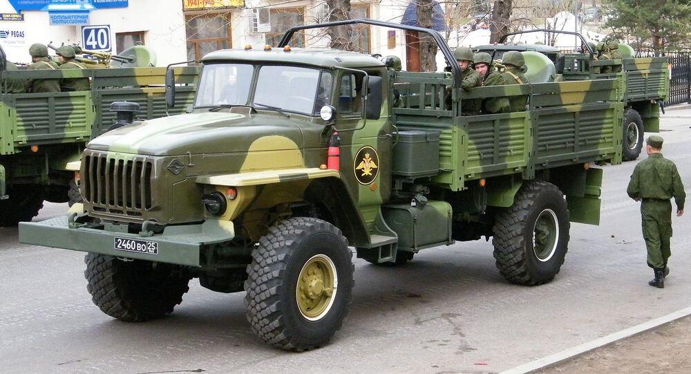شاحنة أورال