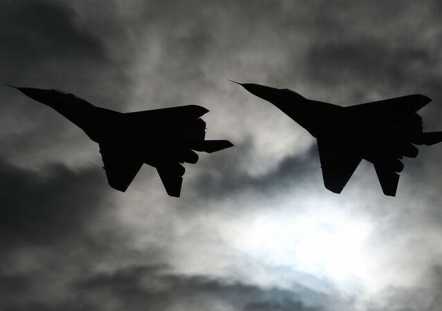 طائرات ميغ 29