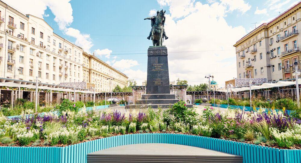 مهرجان صيف موسكو